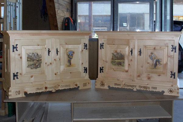 Traditionelle Möbel