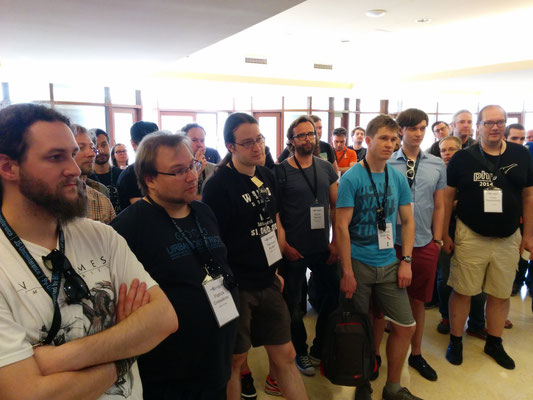 Opening Session PHPucEU15
