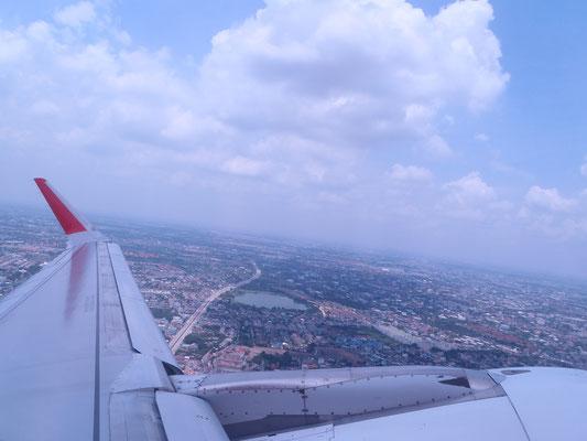 Flug nach Denpasar / Bali