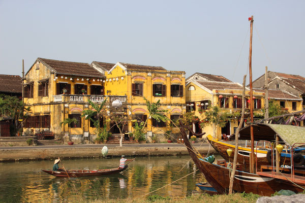 Hoi An am Fluss