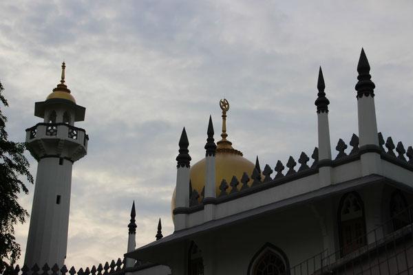 Kuppel der Sultan Moschee