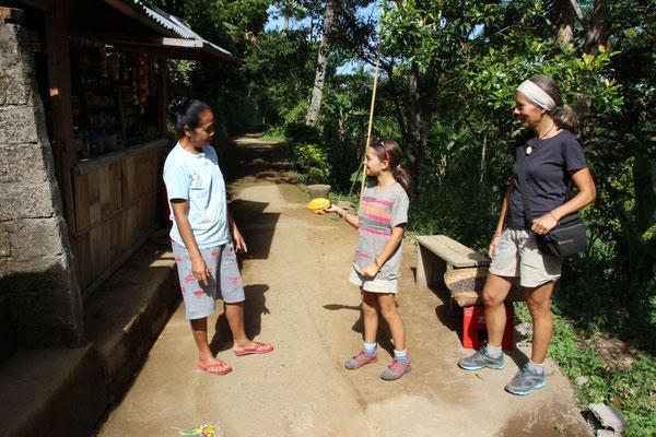 Kakaobohne - daraus gibt es feine Schoggi, Bali