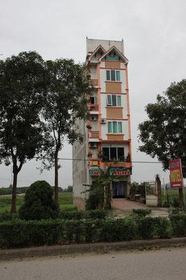 Häufig gesehener Architekturstil, Ninh Bin