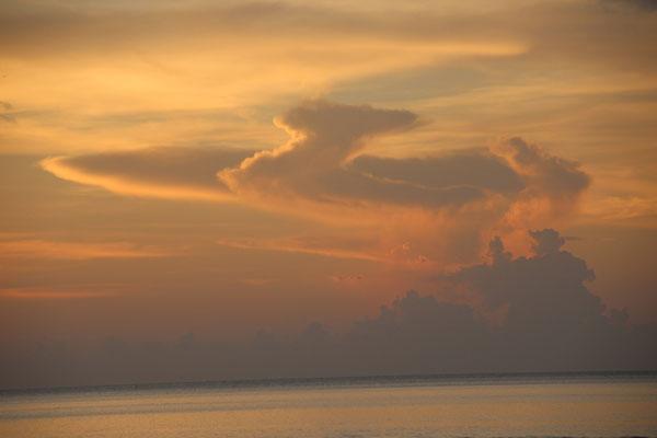 Gemälde des Himmel, Koh Phangan