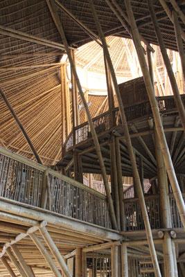 Alles aus Bambus, Green School