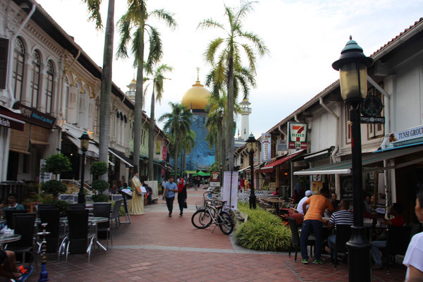 In der Arab Street