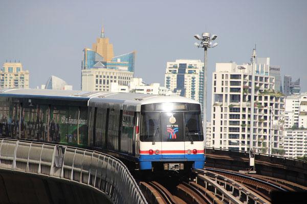 Skytrain, Bangkok