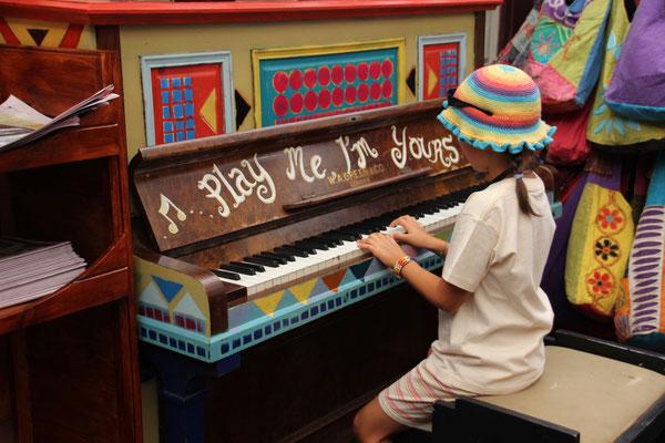 Musik: Klavier für jedermann zugänglich, Australien