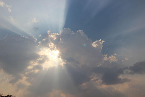 Himmelsbild in Talouy