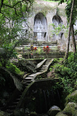 Gunung Kawi, Gräber der Königinnen