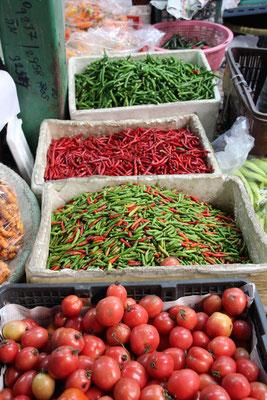 Gemüsemarkt, Bangkok