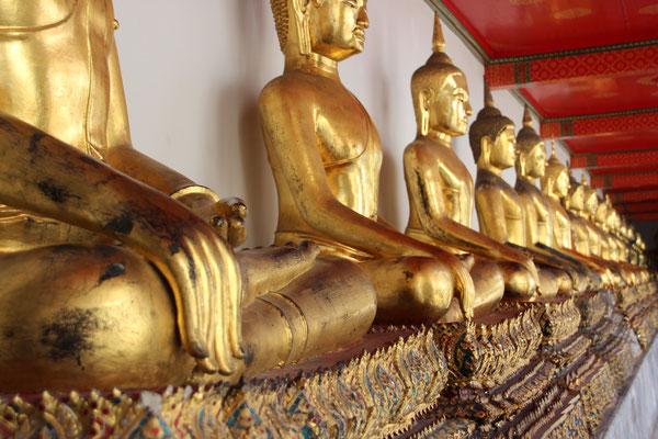 Goldene Prachtskerle, What Pho Bangkok