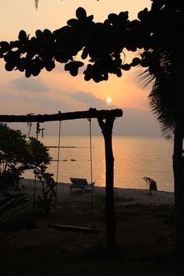 Abendstimmung am Strand, Koh Kood