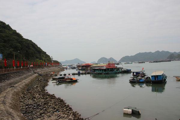 Bucht von Cat Ba