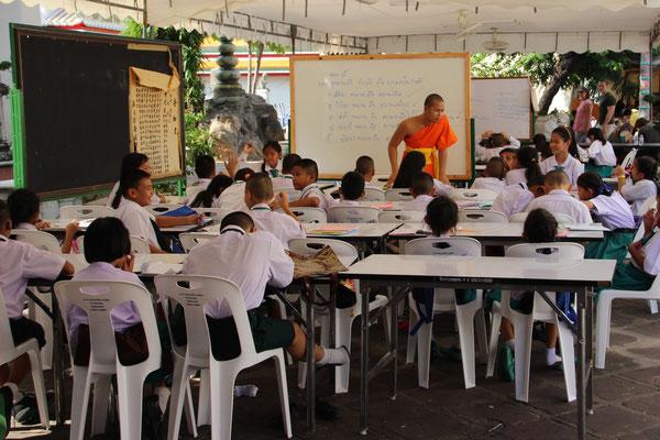 Tempelschule, Bangkok