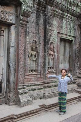 Geschichtskunde - Ankor, Kambodscha