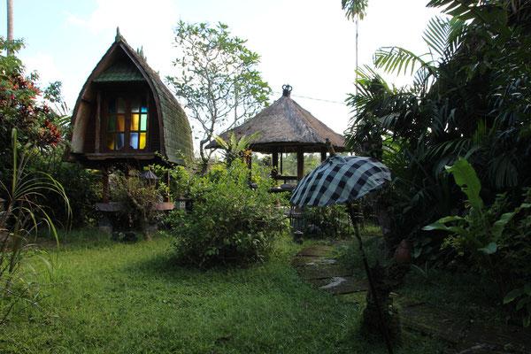 Traumhafte private Gartenanlage, Ubud