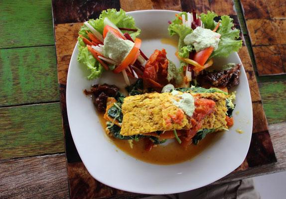 Ubud ist eine vegetarisches Traumdestination