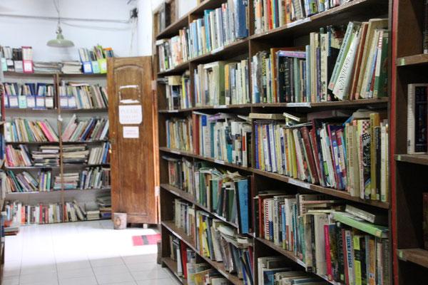 Stadtbibliothek in Ubud