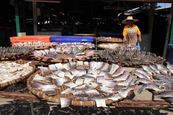 Fischmarkt, Sukhothai