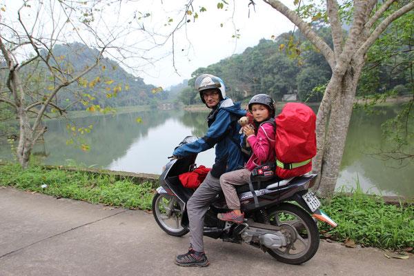 unterwegs im Cuc Phuong NP