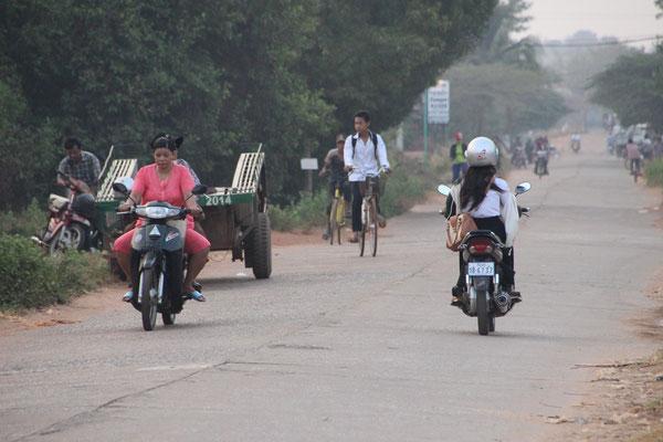 Kampot, Kambodscha