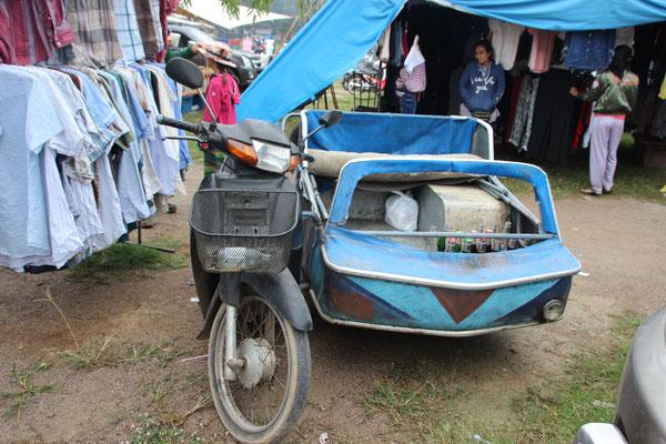 Selbstgebasteltes Fahrzeug, Chat-pa-wai
