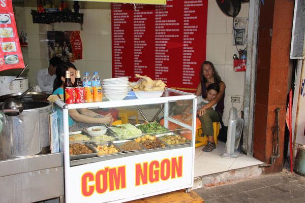 Restaurant in Hanoi