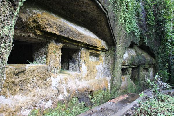 Grabanlage, Gunung Kawi