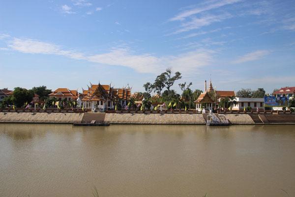Palast in Ayutthaya