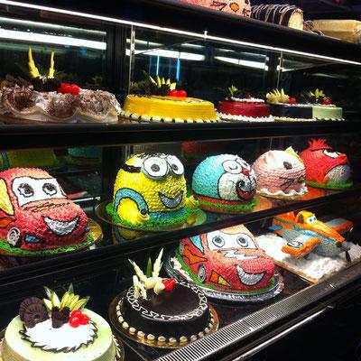 Im Kuchenparadies von Hanoi
