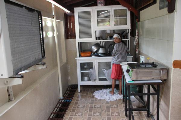 Unsere Küche, Thung Wua Laen