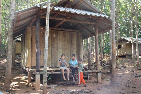 Unsere Bambushütte, Samoaeng
