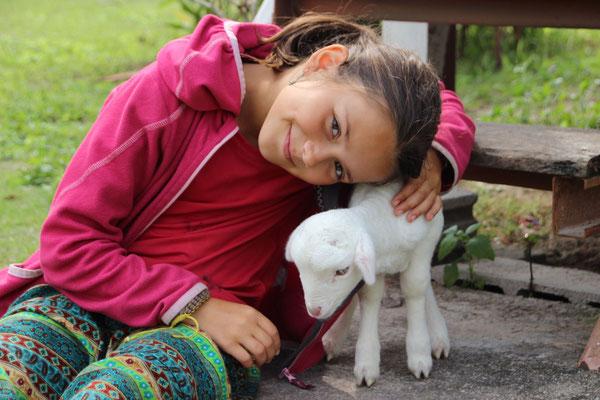 Eine tierische Freundschaft, Thailand