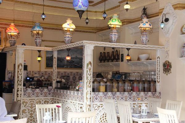 Türkisches Café