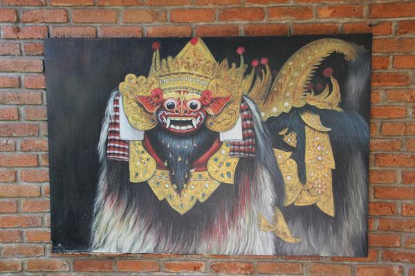 Typisches Balibild