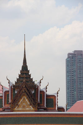 Tradition trifft Moderne, Bangkok