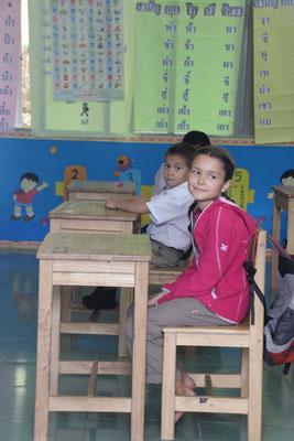 Schulunterricht, Thailand