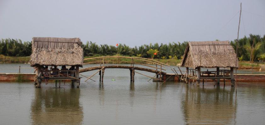 Ess- und Fischerhütten, Hoi An