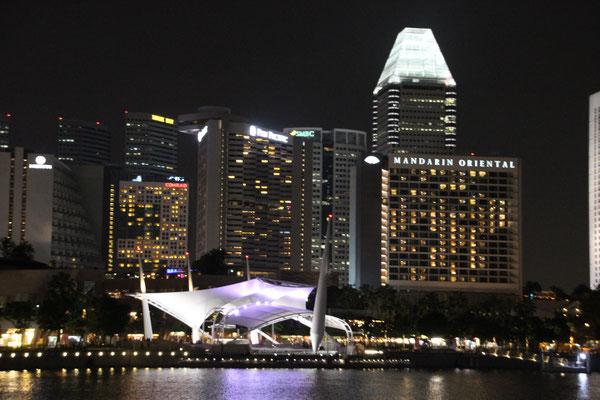 Geschäftsgebäude Singapur