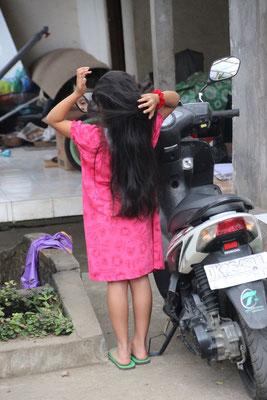 Spieglein Spieglein...Munduk, Bali