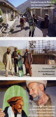 Quelques images paru dans Montagnes Magazines
