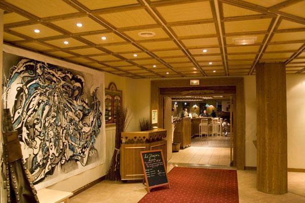 La toile en expo à l'Hotel Mercure des Deux Alpes // Du 18/12/08 au 18/04/2009