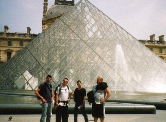 EXTERIO au Musée du Louvre