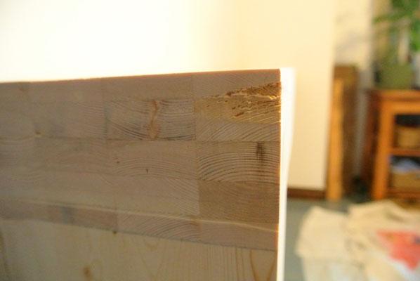 Utilisation de restant de bois de construction