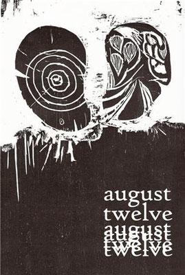 Affiche du groupe AUGUST TWELVE