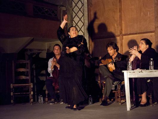 Clôture du festival de flamenco de Cerbère-8