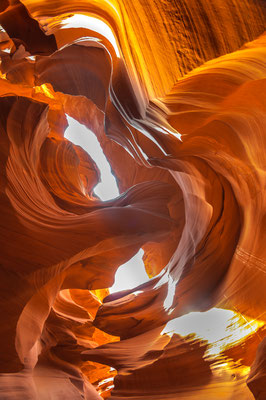"""Antelope Canyon"" Philippe Egea"