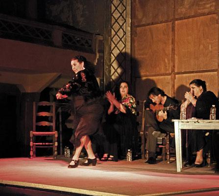 Clôture du festival de flamenco de Cerbère-10