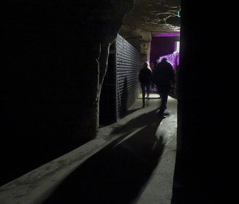 """""""Dans la grotte"""" Inírida Reyes Cantié"""